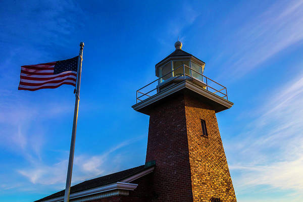 Wall Art - Photograph - Point Pinos Lighthouse by Garry Gay