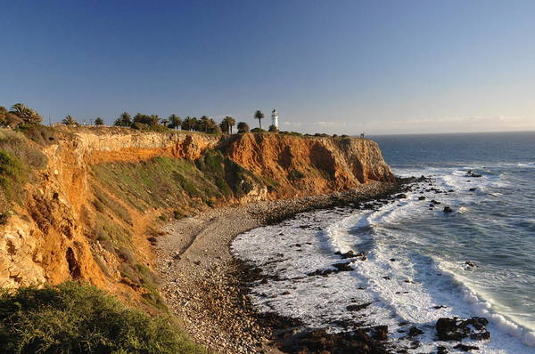 Point Vicente Wall Art - Photograph - Point Vicente by Herman Hagen