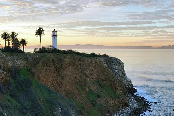 Wall Art - Photograph - Point Vicente Lighthouse by Art Block Collections