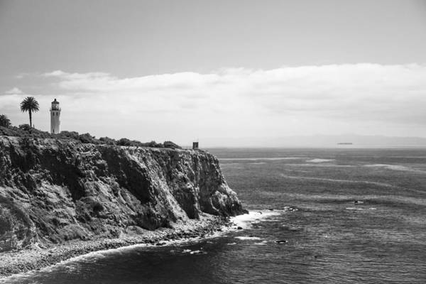 Point Vicente Wall Art - Photograph - Point Vicente Lighthouse by Ralf Kaiser