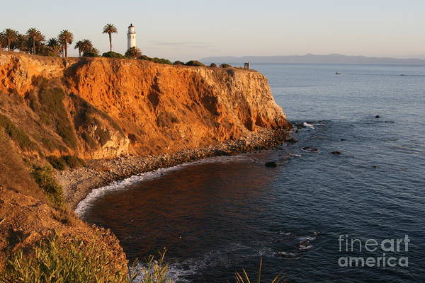 Point Vicente Wall Art - Photograph - Point Vicente by Marilou Mangan