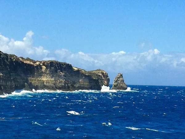 Photograph - Pointe De La Grande Vigie, Guadeloupe by Cristina Stefan