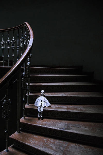 Doll House Photograph - Poirot by Art of Invi