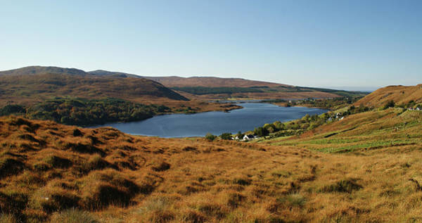 Photograph - Poisoned Glen And Dunlewy Lough by Colin Clarke