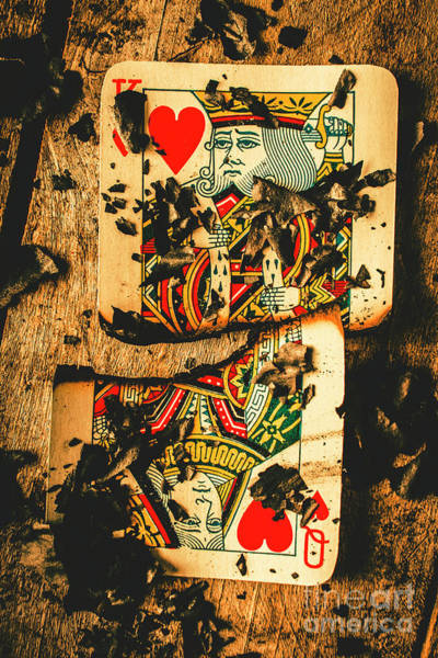 Leadership Wall Art - Photograph - Poker War Revolt by Jorgo Photography - Wall Art Gallery