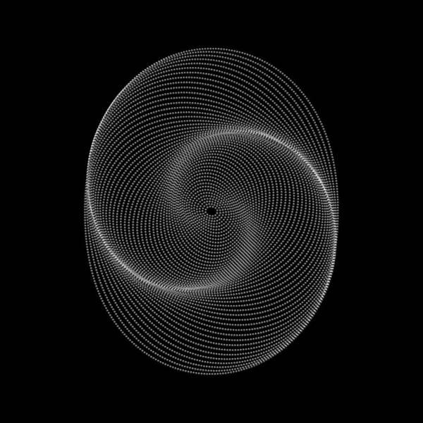 Digital Art - Polar Flower IIk by Robert Krawczyk