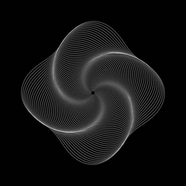 Digital Art - Polar Flower Ivk by Robert Krawczyk