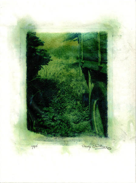 Photograph - Polaroid Harvest by Rudy Umans