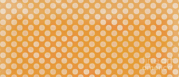 Wall Art - Photograph - Polka Dots Orange Mug by Edward Fielding