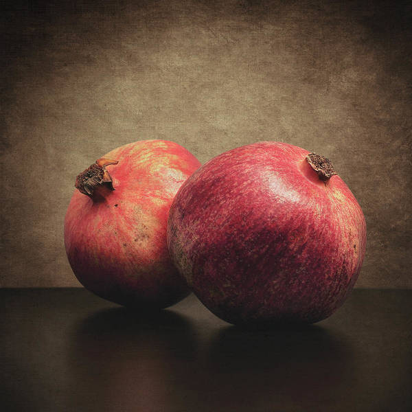 Wall Art - Photograph - Pomegranates by Zapista Zapista