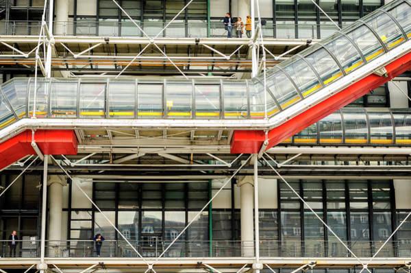 Photograph - Pompidou 2 by Pablo Lopez