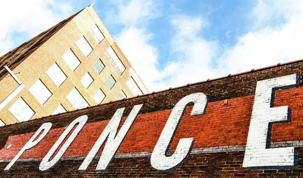 Hotlanta Photograph - Ponce City by Kennard Reeves