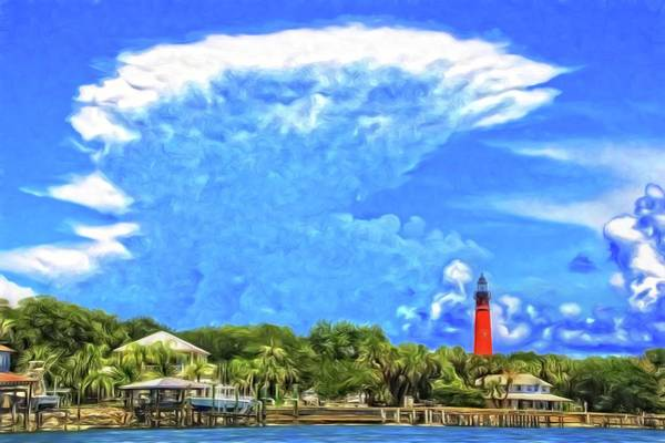 Photograph - Ponce Clouds by Alice Gipson