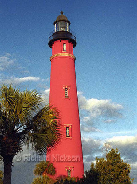Photograph - Ponce Inlet Lighthouse by Richard Nickson