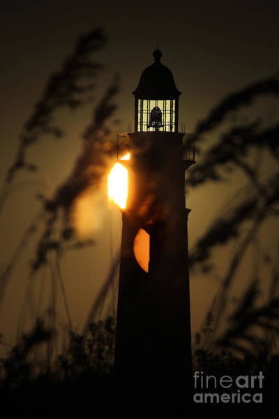 Wall Art - Photograph - Ponce Inlet Lighthouse by Rick Mann