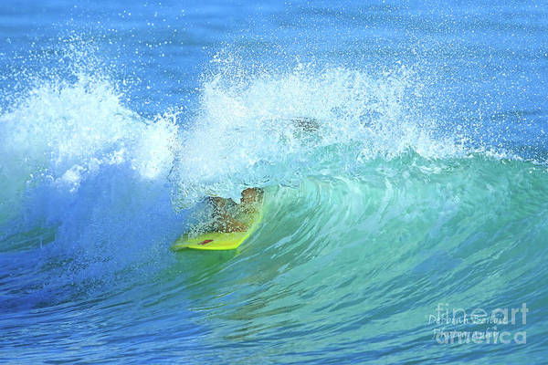 Photograph - Ponce Surf by Deborah Benoit