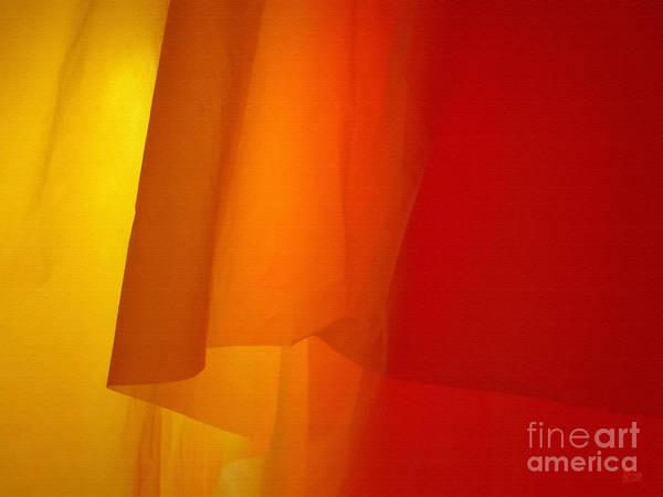 Poncho Abstract 5 Art Print