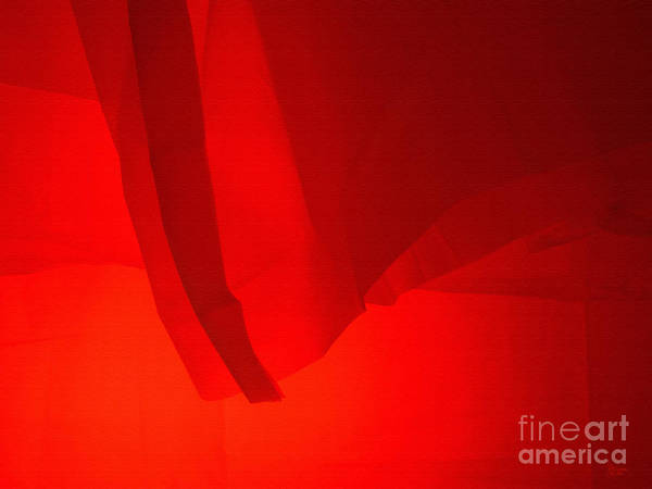 Photograph - Poncho Abstract 7 by Jeff Breiman