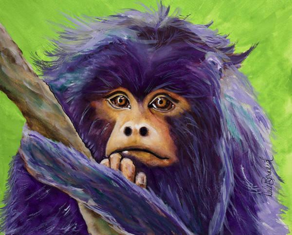 Painting - Pondering by Dale Bernard