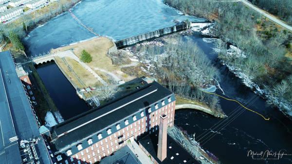 Ponemah Mill And Dam Art Print