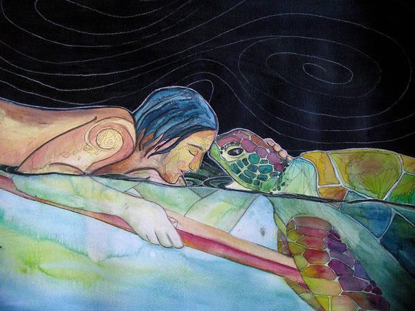 Wall Art - Painting - Pono--harmony by Kimberly Kirk