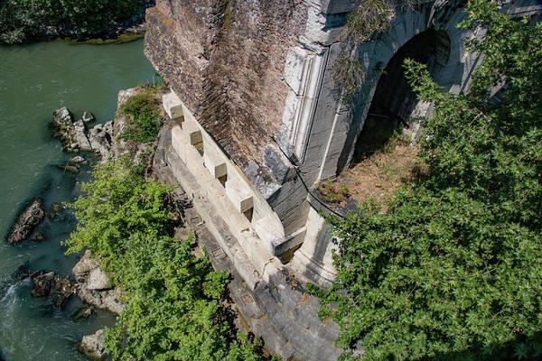 Tiber Island Wall Art - Photograph - Pons Aemilius by Joseph Yarbrough