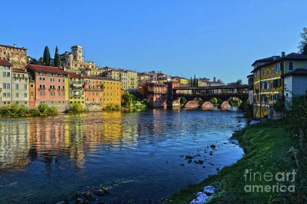 Photograph - Ponte Degli Alpini by Spade Photo