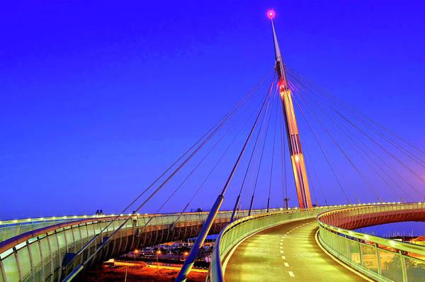 Photograph - Ponte Del Mare by Fabrizio Troiani
