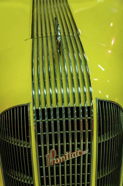 Photograph - Pontiac by James L Bartlett