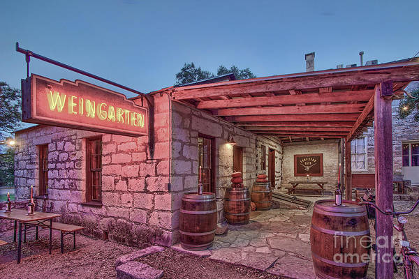 Photograph - Pontotoc Vineyard Weingarten_5 by Sam Stanton