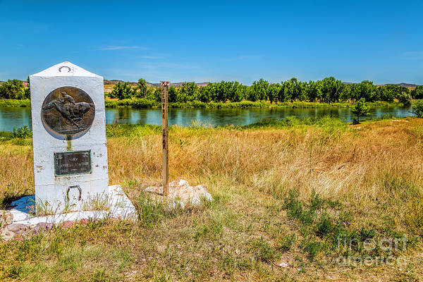 Photograph - Pony Express Relay Station by Jon Burch Photography