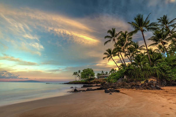 Photograph - Po'olenalena Beach Sunrise by Pierre Leclerc Photography