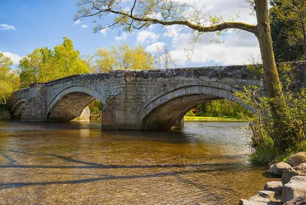 Pooley Bridge Wall Art - Photograph - Pooley Bridge by Paul Cullen