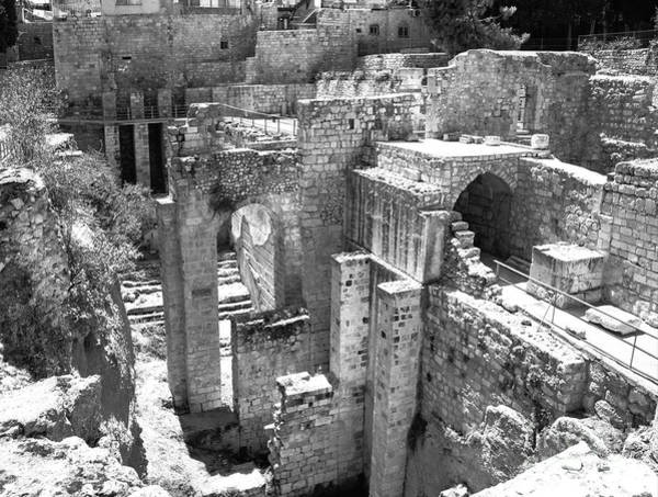 Photograph - Pools Of Bethesda by Mae Wertz