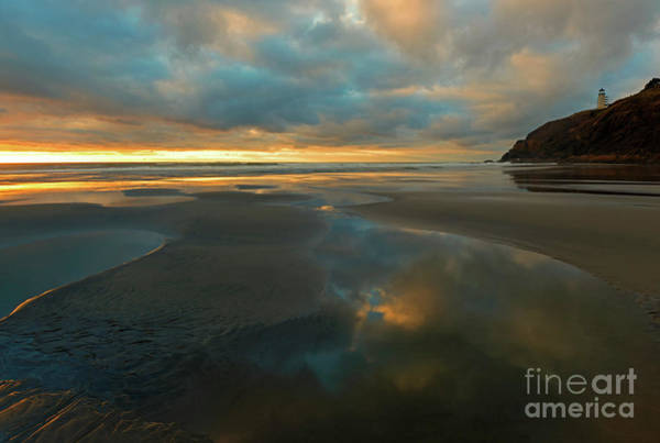 Wall Art - Photograph - Pools Of Fire by Mike Dawson