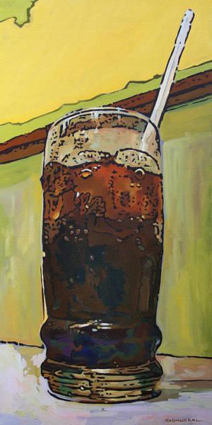 Soda Pop Painting - Pop Art by Janice Schmuckal