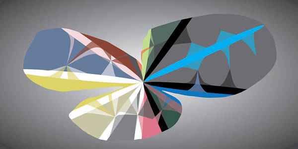 Digital Art - Pop Lily by Kevin McLaughlin