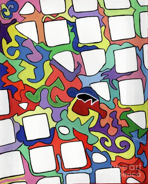 Painting - Pop-pop by Victoria Bosman