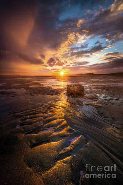 Wall Art - Photograph - Popham Beach Sunset by Benjamin Williamson