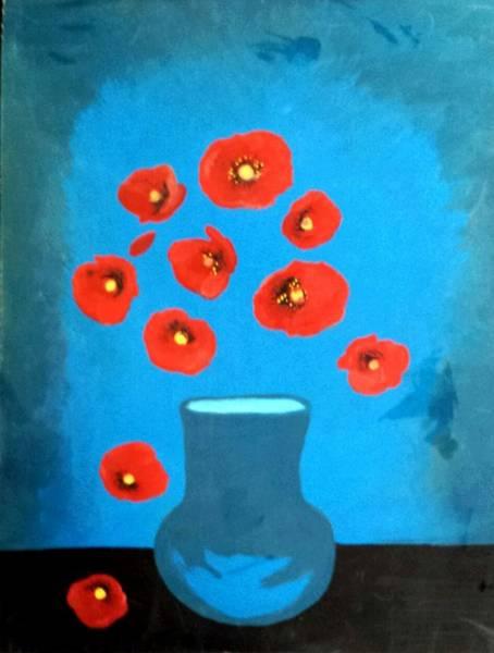 Painting - Poppy Dream by Nikki Dalton