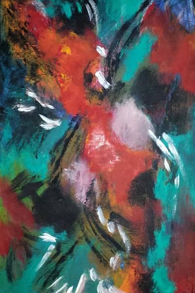 Painting - Poppy Haze by Nikki Dalton