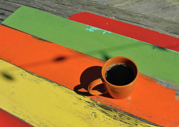 Photograph - Pop's Coffee by JAMART Photography