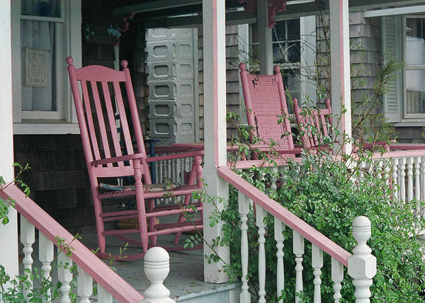 Photograph - Porch Life by Kenneth Campbell
