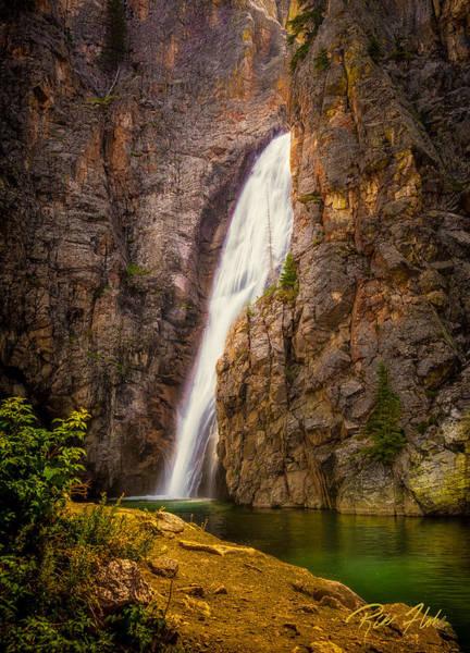 Photograph - Porcupine Falls  by Rikk Flohr