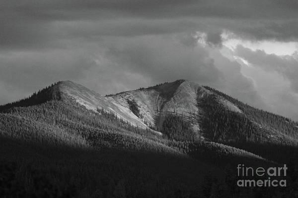 Photograph - Porphyry Peak by Tony Baca