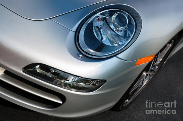 Sportscar Photograph - Porsche 911 by Paul Velgos