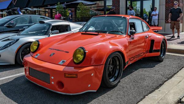 Photograph - Porsche 911 by Randy Scherkenbach