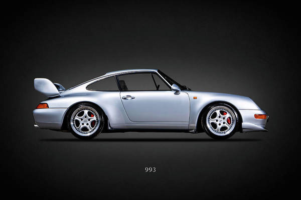 Super Photograph - Porsche 993 by Mark Rogan