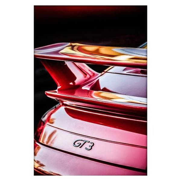 Wall Art - Photograph - Porsche Gt3. #carphotographer #porsche by Jill Reger