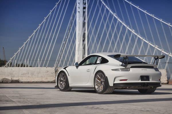 Porsche Gt3rs Art Print